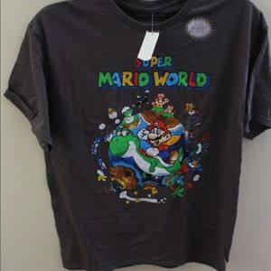 Super Mario world T shirt